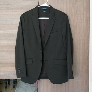 Perry Ellis Slim Fit Blazer Suit Jacket 38 Short